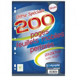 CALLIGRAPHE Paquet 100...