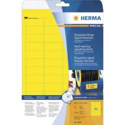 HERMA Signal-Etiketten...