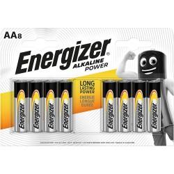 ENERGIZER Blister de 8...