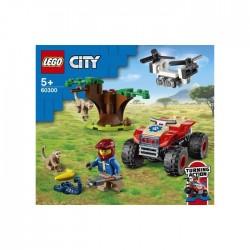 LEGO 60300 City Wildlife Le...