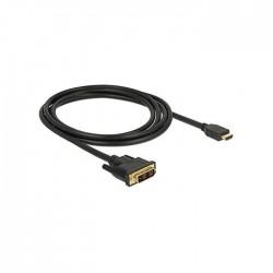DELOCK Cable DVI-D (Single...