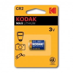 KODAK Pile MAX Lithium CR2 3V