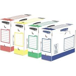 BANKERS BOX Lot 8 boîtes...