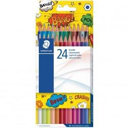 STAEDTLER Crayon hexagonal...