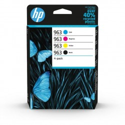 HP Pack 4 Cartouche Jet...