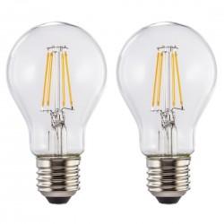 XAVAX Ampoule filament LED,...