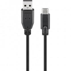 GOOBAY Câble USB 2.0 USB-C™...