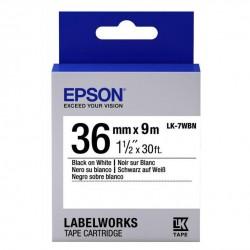 EPSON Ruban LK-7WBN...