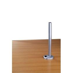 LINDY Mât pour bureau, 45cm