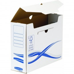 BANKERS BOX Lot 10 boîtes...